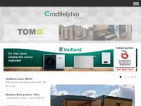 Slika naslovnice sjedišta: Portal graditeljstvo.hr (http://www.graditeljstvo.hr/)