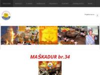 Slika naslovnice sjedišta: Kaštelanska krnjevalska udruga Poklade (http://poklade.weebly.com/)