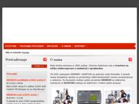 Frontpage screenshot for site: Imbrija promet (http://www.imbrija-promet.hr)