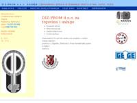 Slika naslovnice sjedišta: DIZ-PROM - otvaranje vrata, ključevi, brave, bravar (http://www.diz-prom.hr)