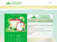 Slika naslovnice sjedišta: Srednja škola Ludbreg (http://ssludbreg.hr)