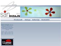 Slika naslovnice sjedišta: San u staklu - sve za staklo (http://www.san-dizajn.hr/)