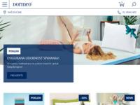 Frontpage screenshot for site: Dormeo - probudite se naspavani (http://www.dormeo.com.hr/)