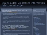 Slika naslovnice sjedišta: Stalni sudski vještak za informatiku i telekomunikacije Saša Aksentijević (http://www.vjestak-informatika.com)