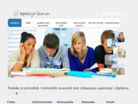 Slika naslovnice sjedišta: F.e.m.m. obrt za usluge podučavanja (http://www.femm-poduke.hr)