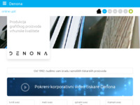Slika naslovnice sjedišta: Denona d.o.o. (http://www.denona.hr)
