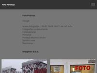 Frontpage screenshot for site: Imagines - foto video studio, snimanje vjenčanja (http://www.imagines.hr)