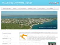 Slika naslovnice sjedišta: Pakoštane apartmani Andrija (http://apartmaniandrija.com)