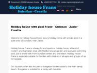 Slika naslovnice sjedišta: Villa sa bazenom Frane (http://www.villa-frane.com)