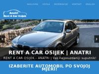 Slika naslovnice sjedišta: Rent A Car Osijek (http://www.rentacar.anatri.hr)
