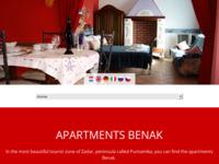 Slika naslovnice sjedišta: Apartmani Benak - Puntamika - Borik Zadar (http://www.apartmani-benak.hr/)