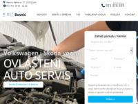 Slika naslovnice sjedišta: Autokuća Bosnić (http://www.akbosnic.hr)