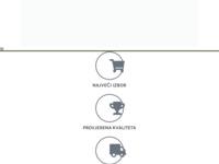 Slika naslovnice sjedišta: Pšeno d.o.o. (http://pseno.hr/)