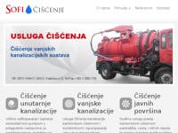 Slika naslovnice sjedišta: Sofi-čišćenje (http://www.sofi-ciscenje.hr)