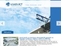 Slika naslovnice sjedišta: Viadukt d.d. (http://www.viadukt.hr)