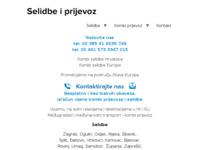 Slika naslovnice sjedišta: Kombi selidbe i prijevoz (http://www.selidbe-prijevoz.com.hr)