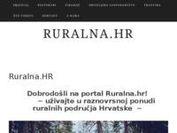 Slika naslovnice sjedišta: Ruralna Hrvatska (http://www.ruralna.hr)