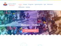 Frontpage screenshot for site: Dječji vrtić Dugi Rat (http://www.vrtic-dugi-rat.hr)