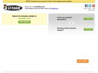 Frontpage screenshot for site: Sve o webu (http://www.sveowebu.com/)