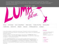 Frontpage screenshot for site: Luma film d.o.o. (http://www.lumafilm.hr)