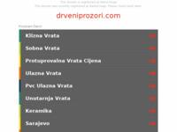 Slika naslovnice sjedišta: Drveni prozori (http://www.drveniprozori.com)