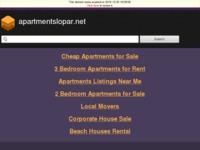 Frontpage screenshot for site: Apartmani Lopar - Hrvatska - otok Rab (http://www.apartmentslopar.net)