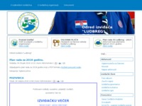 Frontpage screenshot for site: Odred izviđača Ludbreg (http://www.oi-ludbreg.hr)