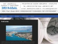 Slika naslovnice sjedišta: IMO Zadar d.o.o. (http://www.imo-zadar.hr)