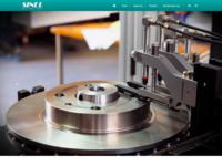 Frontpage screenshot for site: Sinel (http://sinel.hr)
