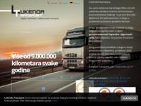 Slika naslovnice sjedišta: Lukenda transport (http://www.lukenda-transport.hr)