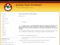 Slika naslovnice sjedišta: Jockey klub (http://www.jockey-klub.hr)
