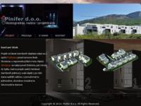 Slika naslovnice sjedišta: Pinifer d.o.o. (http://www.pinifer.hr)