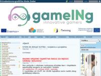 Slika naslovnice sjedišta: Prirodoslovno-grafička škola Zadar (http://www.pgszd.hr)
