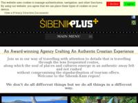 Frontpage screenshot for site: Smještaj u regiji Šibenik (http://www.sibenikplus.com)