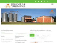 Slika naslovnice sjedišta: Mlin Mlinoklas Đurđevac (http://mlinoklas.hr/)