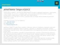 Slika naslovnice sjedišta: Apartmani Tanja - Vodice (http://www.apartmani-tanja-vodice.hr/)