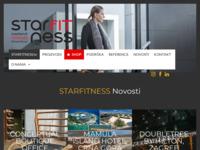 Slika naslovnice sjedišta: Starfitness (http://www.starfitness.hr)