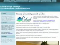 Slika naslovnice sjedišta: Labud usluge (http://www.labud-usluge.hr)