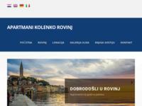 Slika naslovnice sjedišta: Apartmani Kolenko Rovinj (http://www.apartmani-kolenko-rovinj.hr)