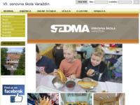 Slika naslovnice sjedišta: VII. osnovna škola Varaždin (http://www.os-sedma-vz.skole.hr)