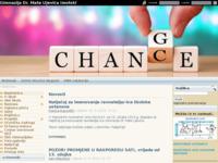 Slika naslovnice sjedišta: Gimnazija Dr. Mate Ujevića Imotski (http://www.gimnazija-mujevica-im.skole.hr/)