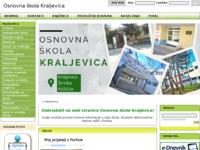 Slika naslovnice sjedišta: Osnovna škola Kraljevica (http://os-kraljevica.skole.hr/)