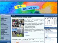 Slika naslovnice sjedišta: Osnovna škola Gradac (http://www.os-gradac.skole.hr/)