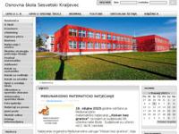 Slika naslovnice sjedišta: Osnovna škola Sesvetski Kraljevec (http://www.os-sesvetski-kraljevec.skole.hr)