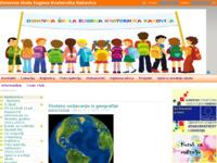 Slika naslovnice sjedišta: Osnovna škola Eugena Kvaternika Rakovica (http://www.os-ekvaternika-rakovica.skole.hr/)