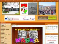 Slika naslovnice sjedišta: Osnovna škola Vladimira Nazora Daruvar - Naslovnica (http://os-vnazora-daruvar.skole.hr/)