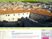 Slika naslovnice sjedišta: Umjetnička škola Luke Sorkočevića Dubrovnik (http://www.usls.hr)