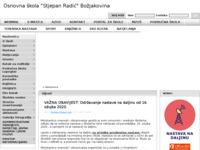 Slika naslovnice sjedišta: Osnovna škola Stjepan Radić iz Božjakovine (http://www.os-stjepan-radic-bozjakovina.skole.hr/)