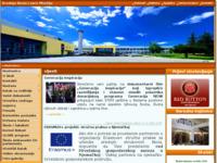 Slika naslovnice sjedišta: Srednja škola Lovre Montija (http://ss-lovre-montija-knin.skole.hr/)