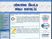 Slika naslovnice sjedišta: Osnovna škola Hugo Badalić Slavonski Brod (http://os-hbadalic-sb.skole.hr/)